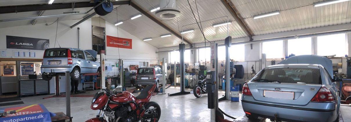 Olsen's Auto værksted
